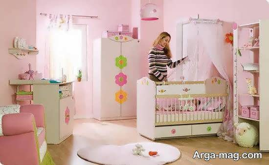 نمونه هایی دوست داشتنی از چیدمان اتاق نوزاد برای تمامی سلیقه ها