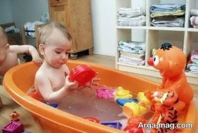 بازی کردن با کودک 3 ساله