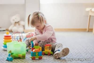 پازل برای کودک 3 ساله