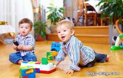 اسباب بازی مناسب کودک بین یک تا سه سال چیست؟
