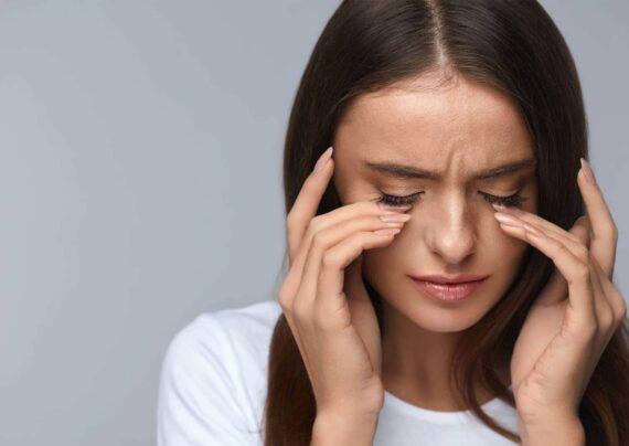 جلوگیری از خستگی چشم ها
