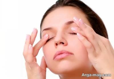 پیشگیری از خستگی در چشم