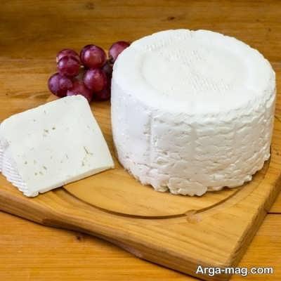 خواص پنیر لبنه به چه صورت است؟