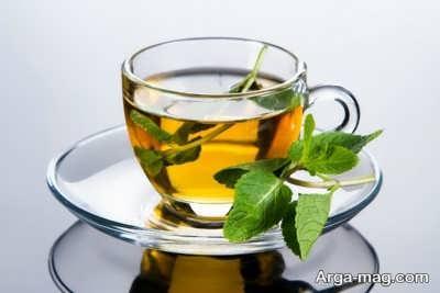 بررسی خواص چای نعناع