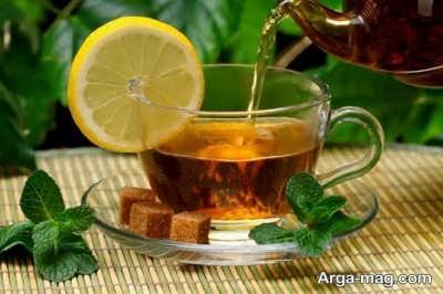 انواع خاصیت های چای نعناع