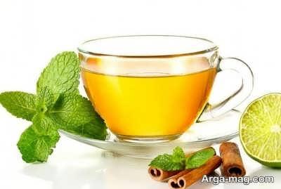 انواع خواص چای نعناع