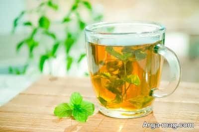 خاصیت هایی برای چای نعناع