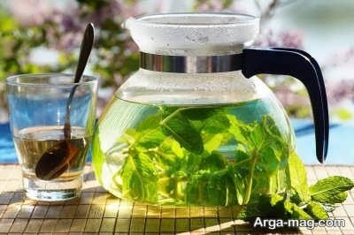 چای نعناع و انواع خاصیت های آن
