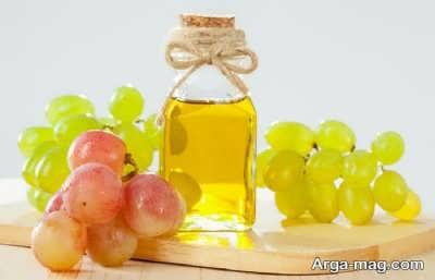 خواص روغن هسته انگور برای سلامت