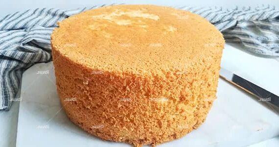 پف کردن کیک