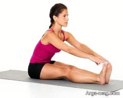 نرمش های تاثیر گذار در عضلات ران