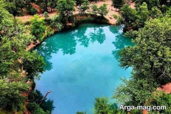 آب های رامیان