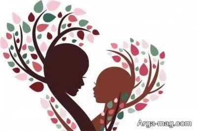 متن در مورد مادر