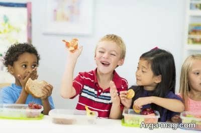 تاثیر مصرف میگو در هوش کودک