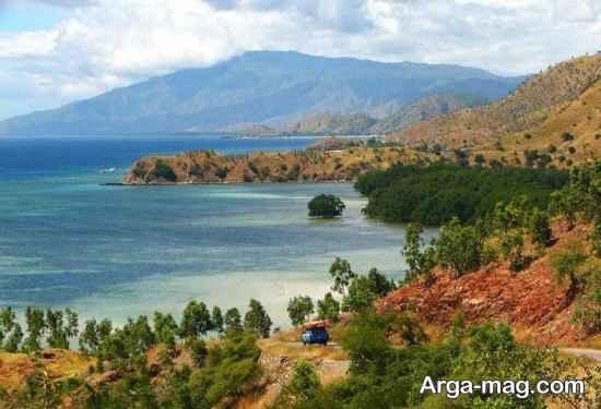 دیدنی های تیمور شرقی