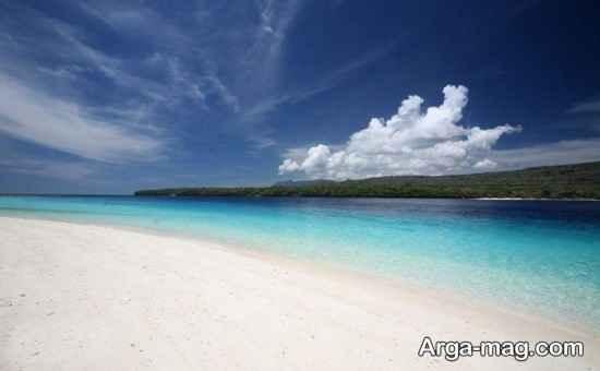 جزیره زیبای تیمور شرقی