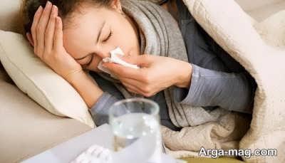 نحوه درمان ویروس سرماخوردگی