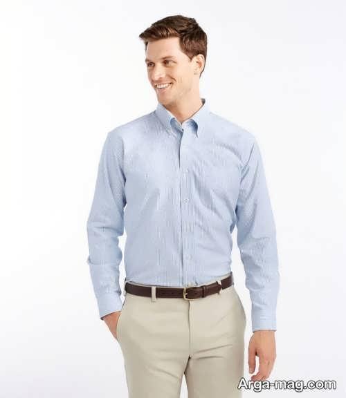 نحوه انتخاب پیراهن مردانه