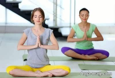 تاثیر ورزش یوگا در درمان ناباروری زنان