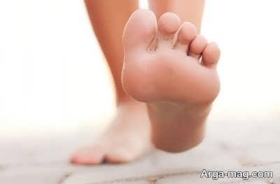 راه های درمان عفونت انگشت پا