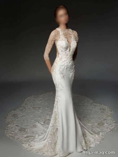 مدل لباس عروس 2021 شیک و جذاب