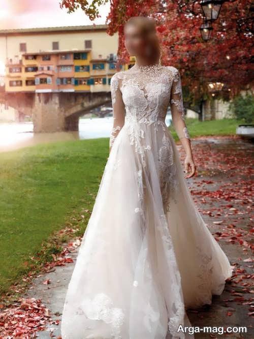 پیراهن عروس شیک و جدید