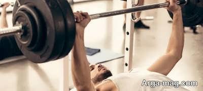 فواید ورزش پرس بالای سر برای افزایش وزن