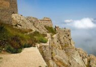 جاذبه های قلعه باک