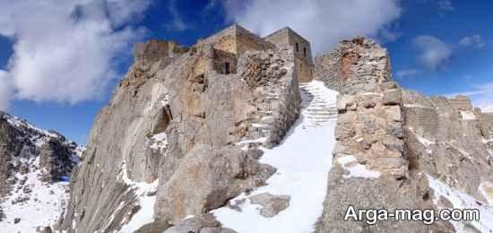ارتفاعات بابک