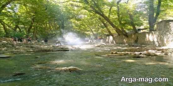 طبیعت برغان