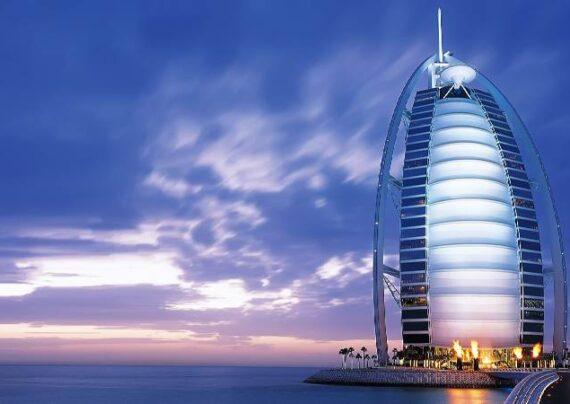 آشنایی با برج العرب دبی