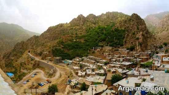 زیبایی های هجیج