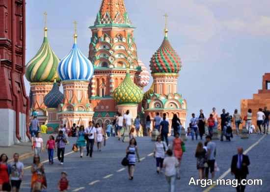 مهاجرت به روسیه