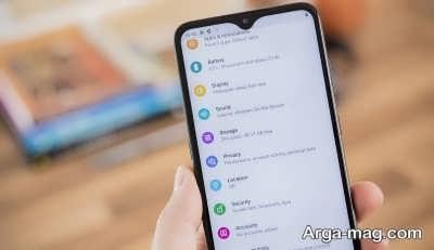 اندروید 10 گوشی نوکیا ۵.۳