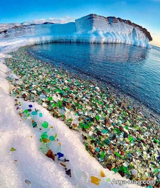 ساحل معروف شیشه