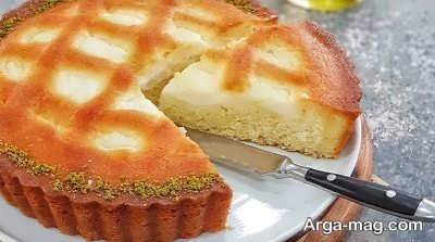 مراحل پخت تارت شیرینی در منزل