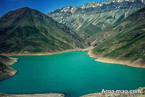 دریاچه زیبای تار