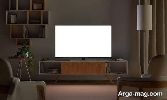 ایده هایی زیبا و جذاب از مدل میز تلویزیون ۲۰۲۱