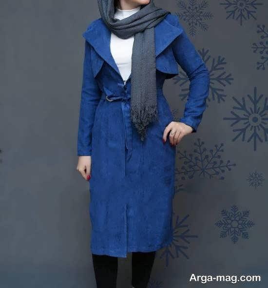 الگوهای جدید و جذابی از پالتو سوییت