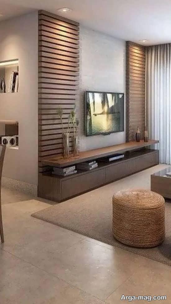 الگوهایی زیبا و دیدنی میز تلویزیون ۲۰۲۱