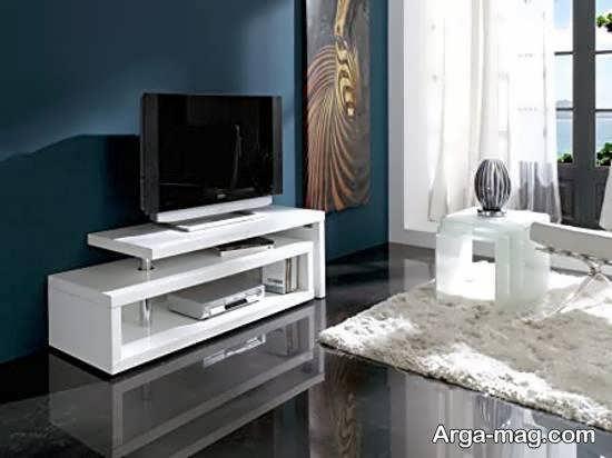 الگوهای زیبا و منحصر به فرد میز تلویزیون ۲۰۲۱