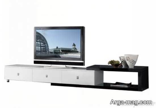 مدل هایی زیبا و متنوع از میز تلویزیون ۲۰۲۱