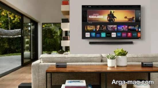 الگوهای زیبایی از میز تلویزیون ۲۰۲۱