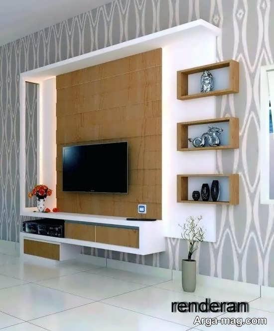 انواع مدل های زیبا و بینظیر میز تلویزیون۲۰۲۱