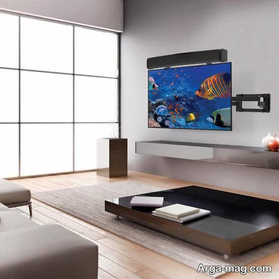 طرح هایی زیبا و منحصر به فرد از میز تلویزیون ۲۰۲۱