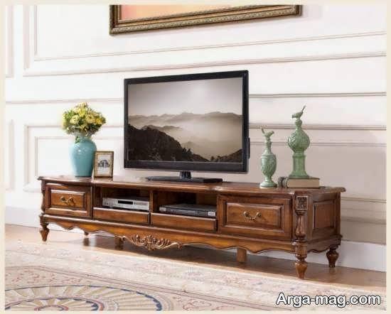 انواع نمونه های شیک از میز تلویزیون۲۰۲۱ با طرح های مختلف