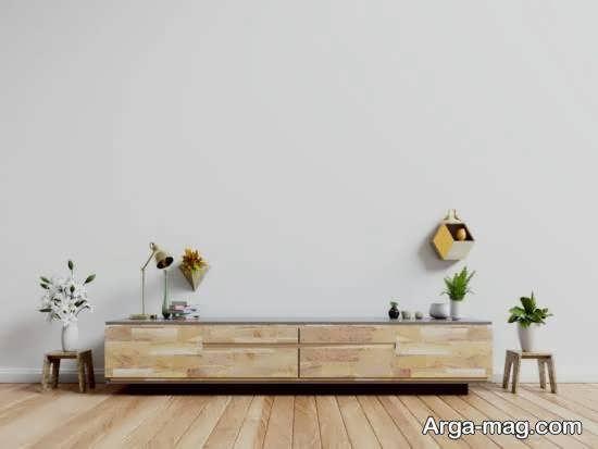 نمونه های زیبا و متفاوت از میز تلویزیون ۲۰۲۱