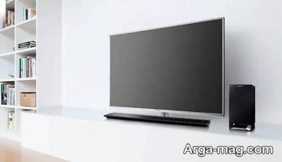 انواع مدل های زیبای میز تلویزیون سال ۲۰۲۱