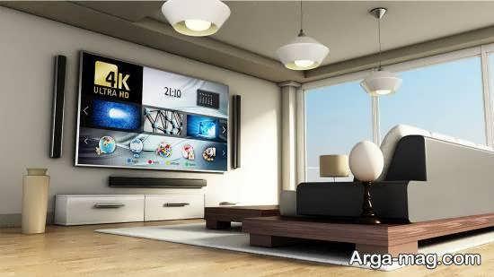 ایده هایی شیک و مدرن از مدل میز تلویزیون ۲۰۲۱