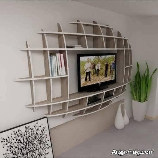 طرح هایی شیک و متنوع از میز تلویزیون ۲۰۲۱